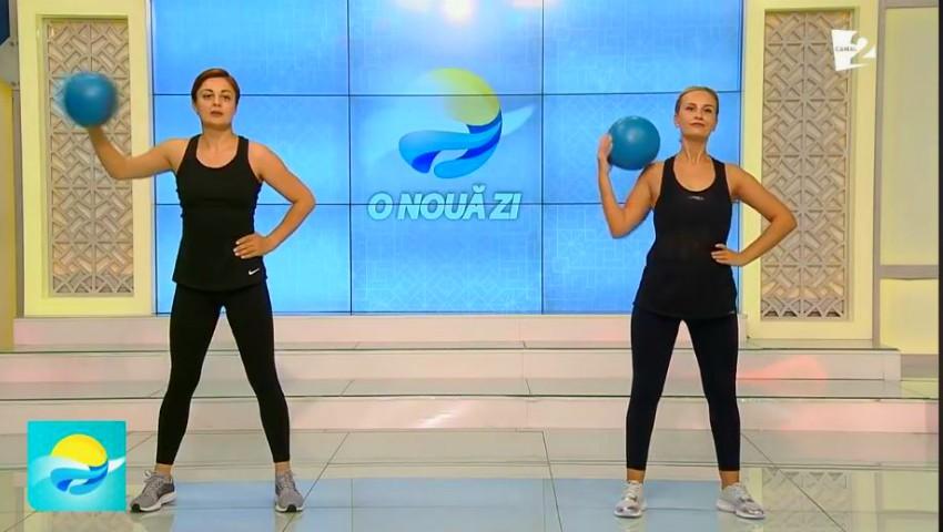 Foto: Video! Antrenament pentru toate grupele de mușchi. Arde caloriile și tonifiază-ți corpul!