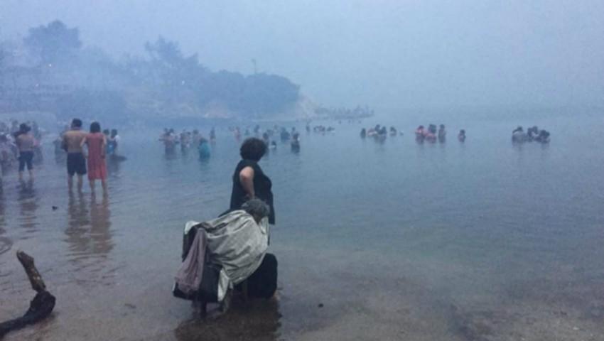 Foto: Victimele incendiului din Grecia au fost înmormântate