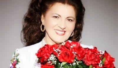 Irina Loghin a făcut o donație pentru ca elevii unui gimnaziu din Taraclia să poată învăța în limba română
