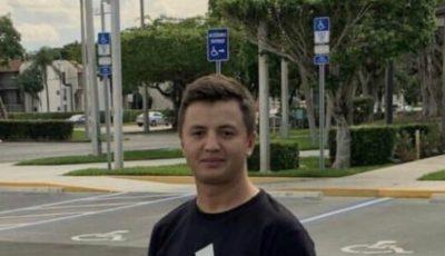 Un tânăr moldovean a decedat în SUA. Rudele cer ajutor pentru a-i aduce corpul neînsuflețit acasă