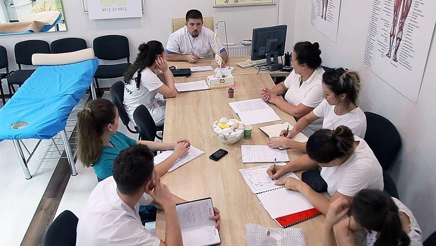 Foto: Spa Therapy: Cea mai mare școală de masaj din Moldova