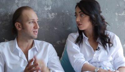 Daniela și Iurie: În cuplul lor e o continuă zi de luni!