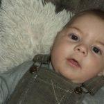 Foto: David are nevoie de ajutorul nostru! Puiul suferă de paralizie cerebrală, microcefalie – boală care îi aduce dureri insuportabile