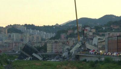 Veste de ultimă oră: Un cetățean moldovean, printre persoanele decedate la Genova
