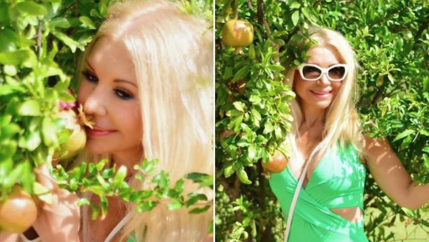 Foto: Ludmila Bălan a dezvăluit secretul care o ajută să se mențină în formă!