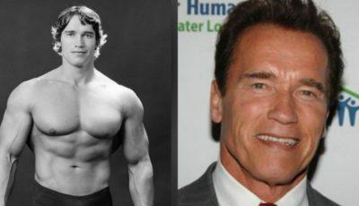 Fiul lui Arnold Schwarzenegger este obez la 20 ani. Cum arată acesta?