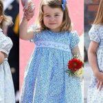 Foto: De ce nu poartă Prințesa Charlotte pantaloni