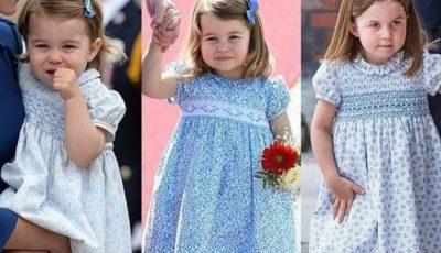 De ce nu poartă Prințesa Charlotte pantaloni