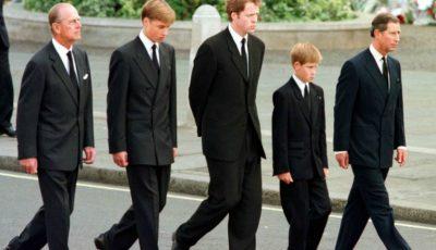 Astăzi, se împlinesc 21 de ani de la moartea Prințesei Diana