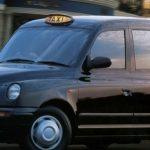Foto: Un taximetru londonez a fost surprins pe străzile Capitalei