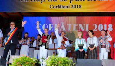 Nicolae Botgros și Ion Paladi au fost desemnați Cetățeni de Onoare ai comunei Corlateni, din județul Botoșani