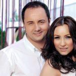 Foto: Andra și Cătălin Măruță aniversează 10 ani de căsnicie. Poze de la cununia civilă