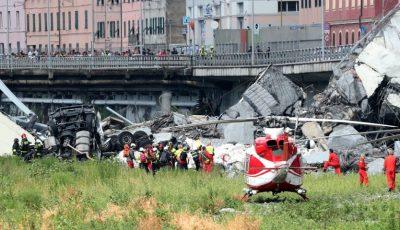 Un alt moldovean, a fost rănit în catastrofa de la Genova