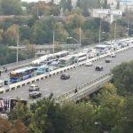 Foto: Toate podurile din Chișinău necesită reparații. În cei peste 50 de ani, pilonii de susținere au degradat