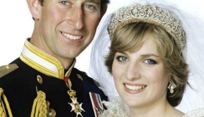Fotografie rară cu tatăl prințesei Diana