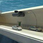 Foto: Norvegia va construi primul tunel subacvatic suspendat din lume