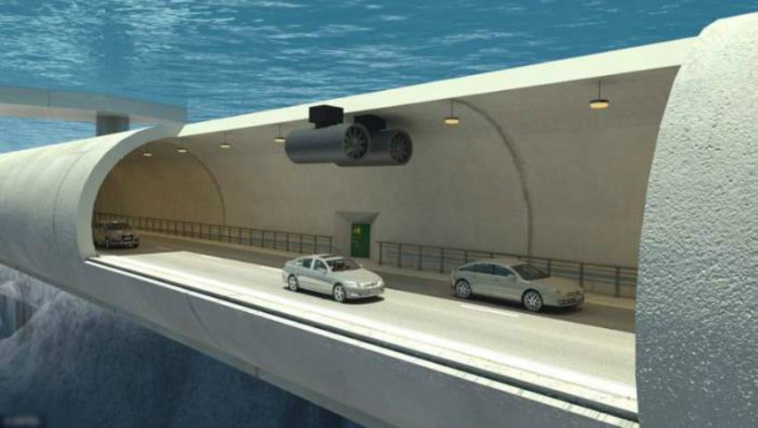Norvegia va construi primul tunel subacvatic suspendat din lume