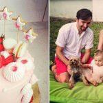 Foto: Fiica Elenei Băncilă a împlinit un anișor! Ce petrecere i-au organizat părinții