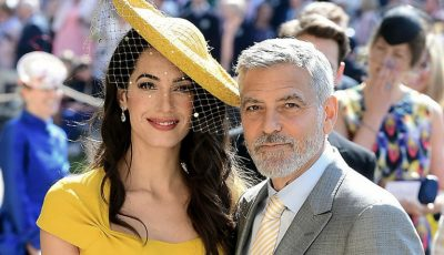 Foto. Soția lui George Clooney e însărcinată din nou?