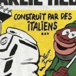 Foto: Charlie Hebdo a publicat o caricatură scandaloasă după prăbușirea podului din Genova