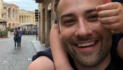 Dmitri Shepelev, criticat de internauți! Ce frizură i-a făcut fiului său