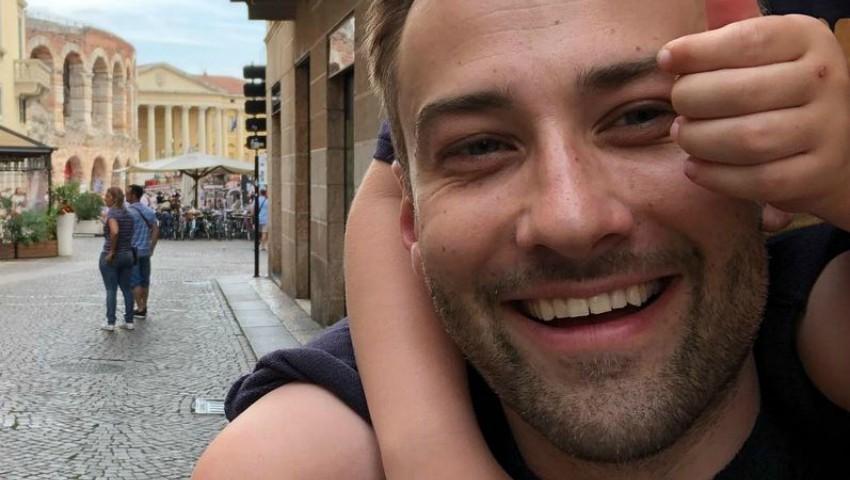 Foto: Dmitri Shepelev, criticat de internauți! Ce frizură i-a făcut fiului său