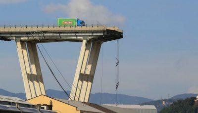 35 de morţi, printre care şi un român, după prăbuşirea viaductului din Italia