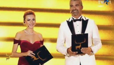 Moldoveanca Ilinca Avram, ravisantă și seducătoare în rol de prezentatoare a Festivalului Cerbul de Aur 2018!