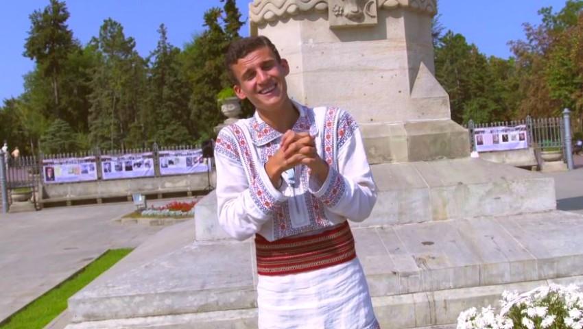 Foto: Video emoționant! Surpriza pe care a pregătit-o interpretul Gabriel Nebunu de Ziua Limbii Române