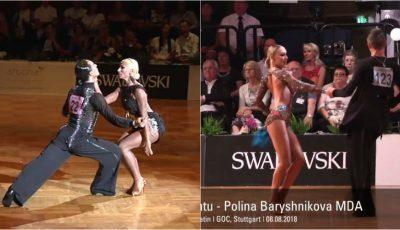 Video! Dansatorii moldoveni au cucerit șase medalii la Campionatul Germaniei