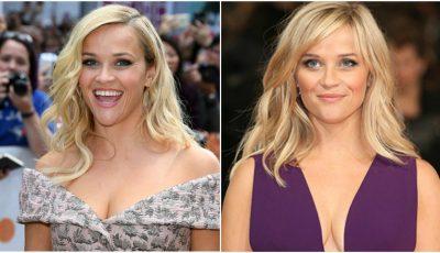 Reese Whiterspoon are o dublură care a ajutat-o deja în cinci filme. Îi seamănă?