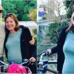 Foto: Un ministru din Noua Zeelandă a mers cu bicicleta la spital pentru a naște