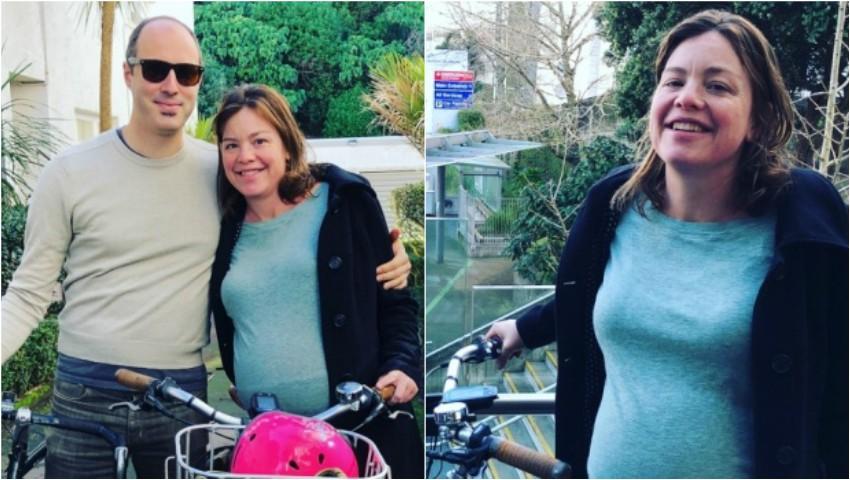 Un ministru din Noua Zeelandă a mers cu bicicleta la spital pentru a naște