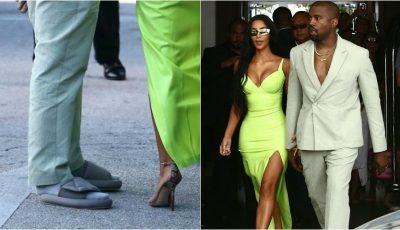 Soțul lui Kim Kardashian a șocat cu apariția sa la o nuntă