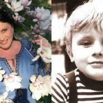 Foto: Mesajul Sofiei Rotaru pentru fiul ei, care astăzi este sărbătorit
