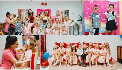 """,,Ora de îngrijire pentru copii de la Little Me"""" – la evenimentul organizat de Estel Moldova, cei mici au aflat totul despre frumusețe și îngrijire pe înțelesul lor!"""