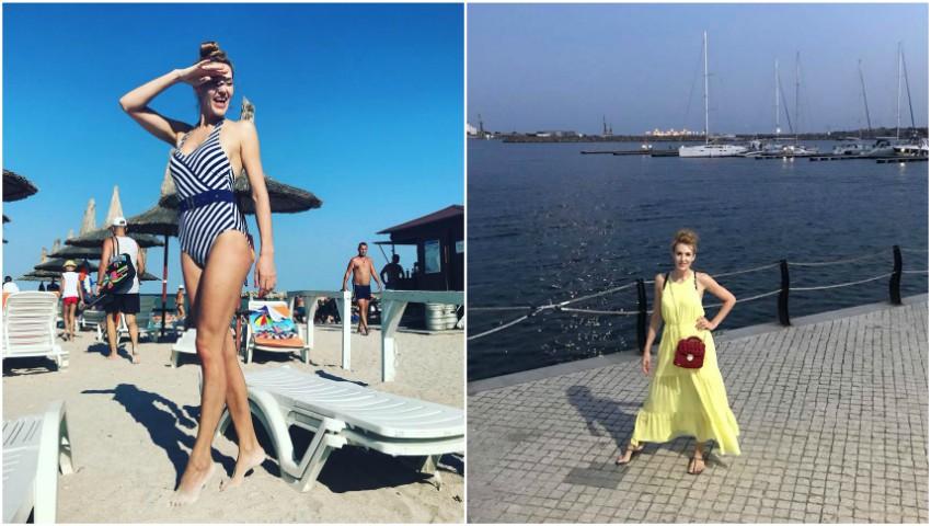 Foto: Tatiana Heghea se simte cuprinsă de nostalgie! Care este motivul?