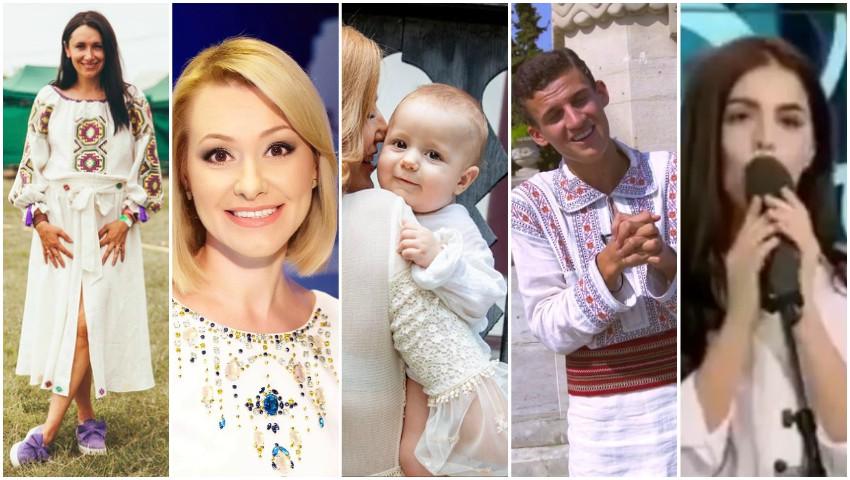 Foto: Vedetele sunt mândre că vorbesc limba română! Vezi ce mesaje au dedicat graiului matern