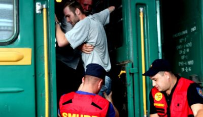 Video. Al cincilea moldovean, rănit în accidentul din Kaluga, a fost adus la Chișinău