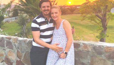 Mihai Petre a devenit tată pentru a doua oară. Prima poză cu bebelușul