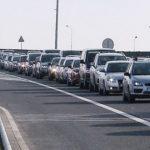 Foto: Mai mulți moldoveni s-au ales cu amenzi usturătoare, după ce au rămas fără numere de înmatriculare la mașini, în vacanță la Odessa