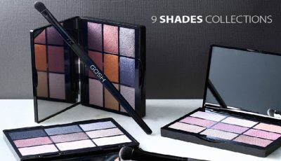 Gosh Shop Cosmetice – rețea de magazine de cosmetice internaționale la prețuri accesibile!