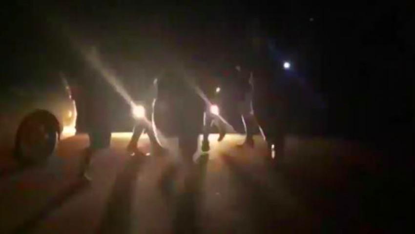 Foto: Video! Ce a făcut un grup de moldoveni, care au fost nevoiți să aștepte ore în șir la vamă?