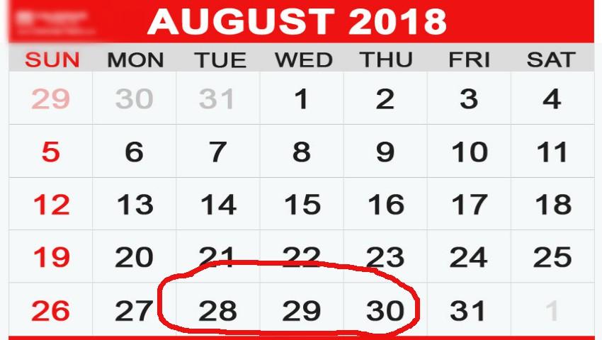 Foto: Decis! Moldovenii vor avea 9 zile de vacanță. Vezi când vor trebui recuperate zilele declarate libere