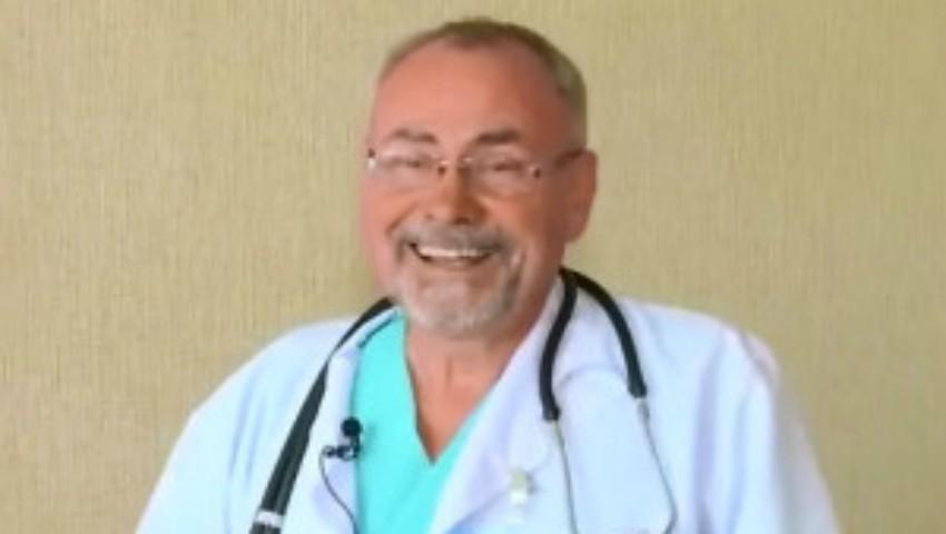 Foto: Constantin Lica – medicul care pune pasiune în tot ce face