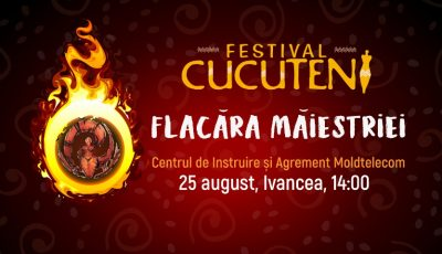 Festivalul Cucuteni 2018 revine în luna lui gustar!