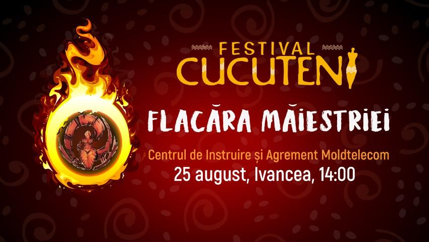 Foto: Festivalul Cucuteni 2018 revine în luna lui gustar!
