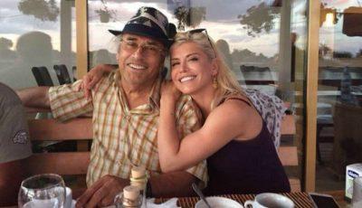 Loredana Groza a publicat un mesaj emoționant pentru tatăl său, care a împlinit 81 de ani