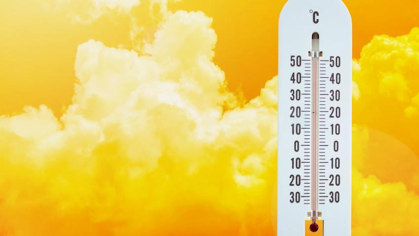 Foto: Vreme caldă, cu temperaturi maxime de până la +35 de grade Celsius în weekend