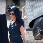 Foto: Pantofii Prințului Harry au devenit subiect de știre în presa internațională